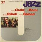 KENNY CLARKE I Giganti Del Jazz Vol. 37 album cover