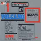 KENNY CLARKE Live at Ronnie's Album 1 - Volcano album cover