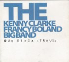 KENNY CLARKE Our Kinda Strauss album cover