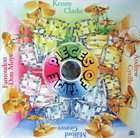 KENNY CLARKE Pieces of Time album cover
