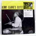 KENNY CLARKE Plays Andre Hodeir album cover