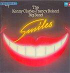 KENNY CLARKE Smiles album cover
