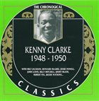 KENNY CLARKE The Chronological Classics: Kenny Clarke 1948-1950 album cover