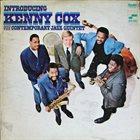 KENNY COX Introducing Kenny Cox album cover