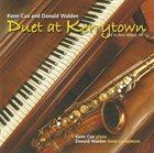 KENNY COX Kenn Cox & Donald Walden : Duet at Kerrytown album cover