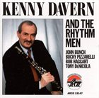 KENNY DAVERN Kenny Davern and the Rhythm Men album cover
