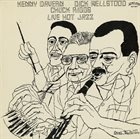KENNY DAVERN Kenny Davern, Dick Wellstood, Chuck Riggs : Live Hot Jazz album cover