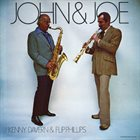 KENNY DAVERN Kenny Davern, Flip Phillips : John & Joe album cover