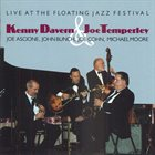 KENNY DAVERN Live at the Floating Jazz Festival album cover