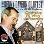 KENNY DAVERN The Kenny Davern Quartet at the Mill Hill Playhouse album cover