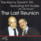 KENNY DAVERN The Last Reunion (Feat. Art Hodes) album cover