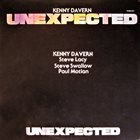 KENNY DAVERN Unexpected album cover