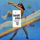 KENNY DREW A Harold Arlen Showcase album cover