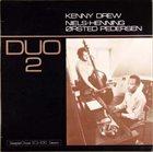 KENNY DREW Duo 2 album cover