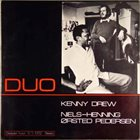 KENNY DREW Duo album cover