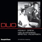 KENNY DREW Kenny Drew & Niels-Henning Ørsted Pedersen : Duo / Duo 2 album cover