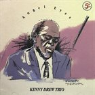 KENNY DREW Kenny Drew Trio : Angel Eyes album cover