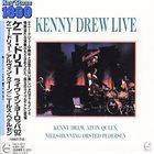 KENNY DREW Live album cover
