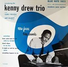 KENNY DREW New Faces – New Sounds, Introducing The Kenny Drew Trio album cover