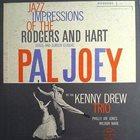 KENNY DREW Pal Joey album cover