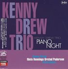 KENNY DREW Piano Night album cover