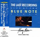 KENNY DREW The Kenny Drew Trio : The Last Recording - Live at the Blue Note Osaka album cover