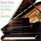 KENNY DREW Plays The Music Of Harry Warren And Harold Arlen album cover