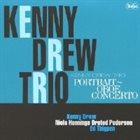 KENNY DREW Portrait - Oboe Concerto album cover