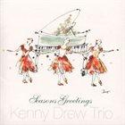 KENNY DREW Season's Greetings album cover