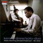 KENNY DREW Solo-Duo album cover