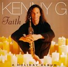 KENNY G Faith: A Holiday Album album cover