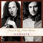 KENNY G Namaste album cover