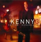 KENNY G Rhythm & Romance album cover