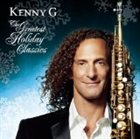 KENNY G The Greatest Holiday Classics album cover