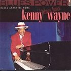 "KENNY ""BLUES BOSS"" WAYNE Blues Power album cover"