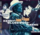 "KENNY ""BLUES BOSS"" WAYNE Jumpin' & Boppin' album cover"