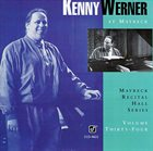 KENNY WERNER Live at Maybeck Recital Hall, Vol. 34 album cover