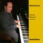 KENNY WERNER Meditations album cover