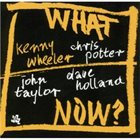 KENNY WHEELER What Now? album cover