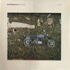 KETIL BJØRNSTAD Preludes Vol. 1 album cover