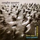 KEVIN HAYS Sangha Quartet : Fear Of Roaming album cover