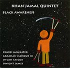 KHAN JAMAL Black Awareness album cover