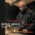 KHAN JAMAL Impressions of Coltrane album cover