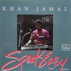 KHAN JAMAL Speak Easy album cover