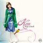 KIM HOORWEG Kim Is Back album cover