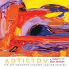 KIM RICHMOND Artistry: A Tribute to Stan Kenton album cover