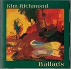 KIM RICHMOND Ballads album cover