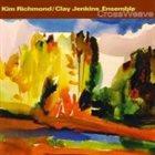 KIM RICHMOND Crossweave album cover