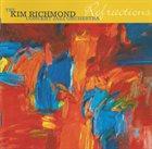 KIM RICHMOND Kim Richmond Concert Jazz Orchestra : Refractions album cover