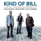 KIND OF BILL Live at Casino di Sanremo album cover